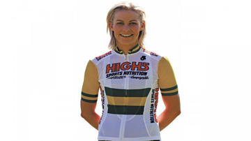 Dr Kimberley Wells awarded Amy Gillett Cycling Scholarship