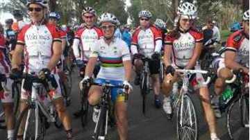 The Amy Gillett Foundation partners with Triathlon Australia