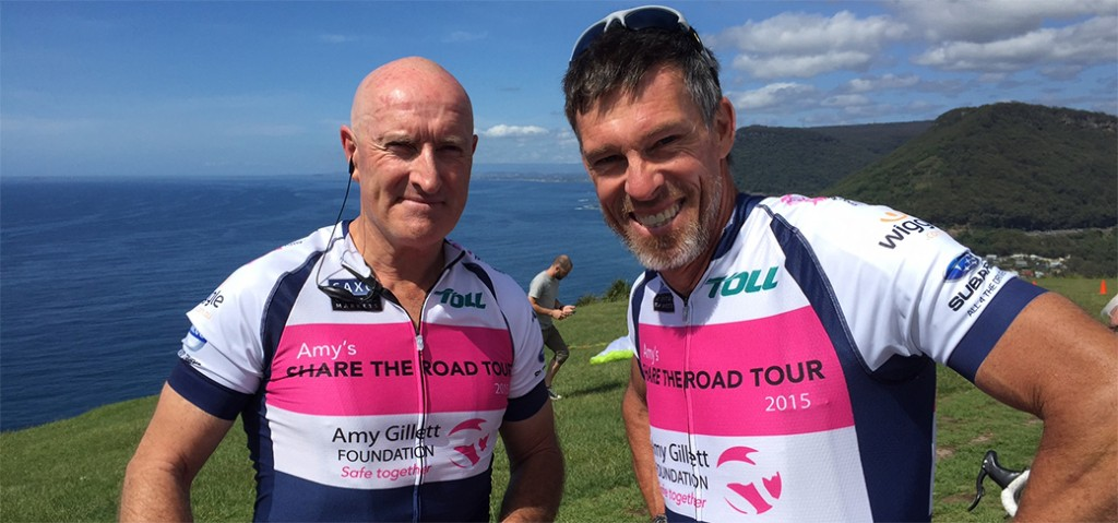 Phil Anderson & Simon Gillett