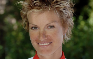 Amy Gillett professional cyclist