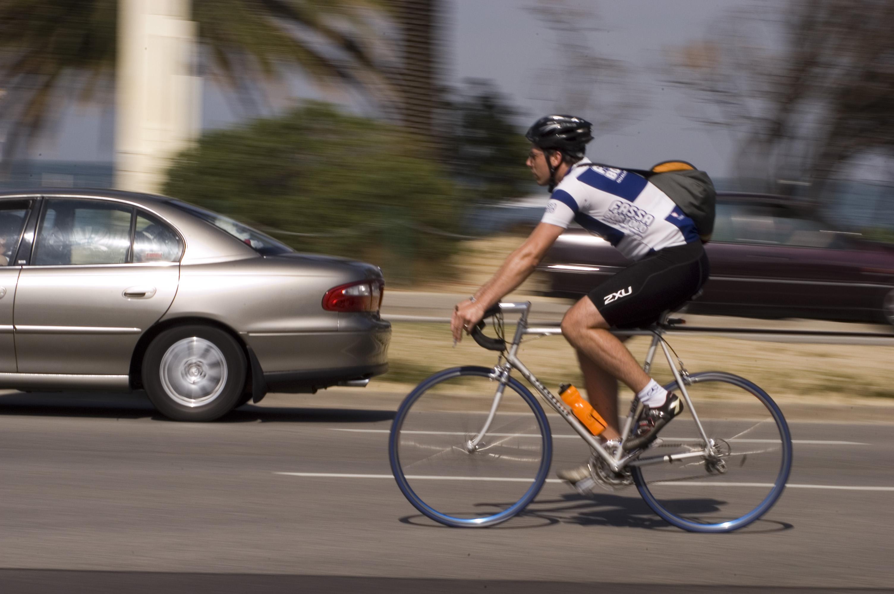Does anyone have bicycle crash statistics?