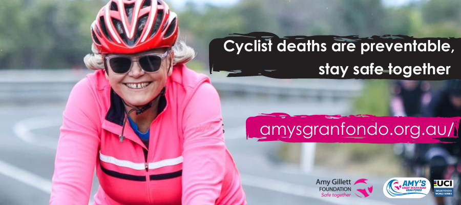 Cyclist deaths are preventable, stay safe together